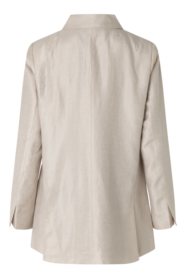 Second Female Lia blazer, Chateau Gray, L
