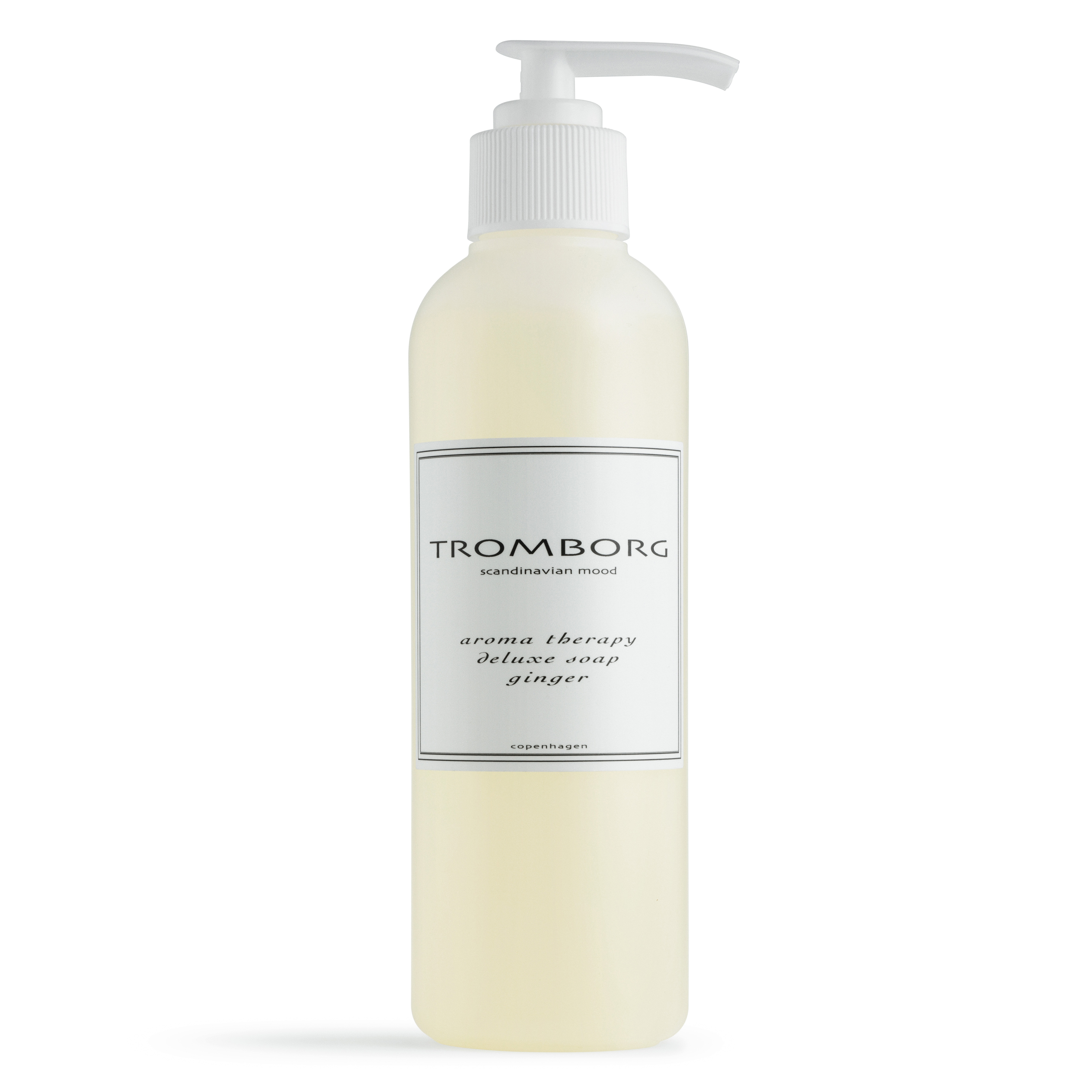 Tromborg Aroma Therapy Deluxe Soap, ginger, 200 ml
