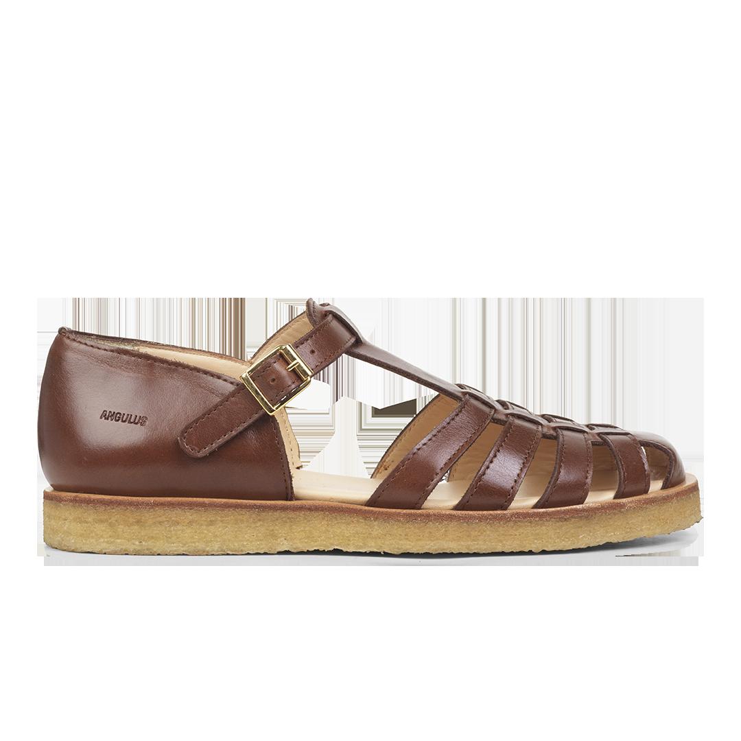 Angulus 5516-301 sandaler, Brun, 37