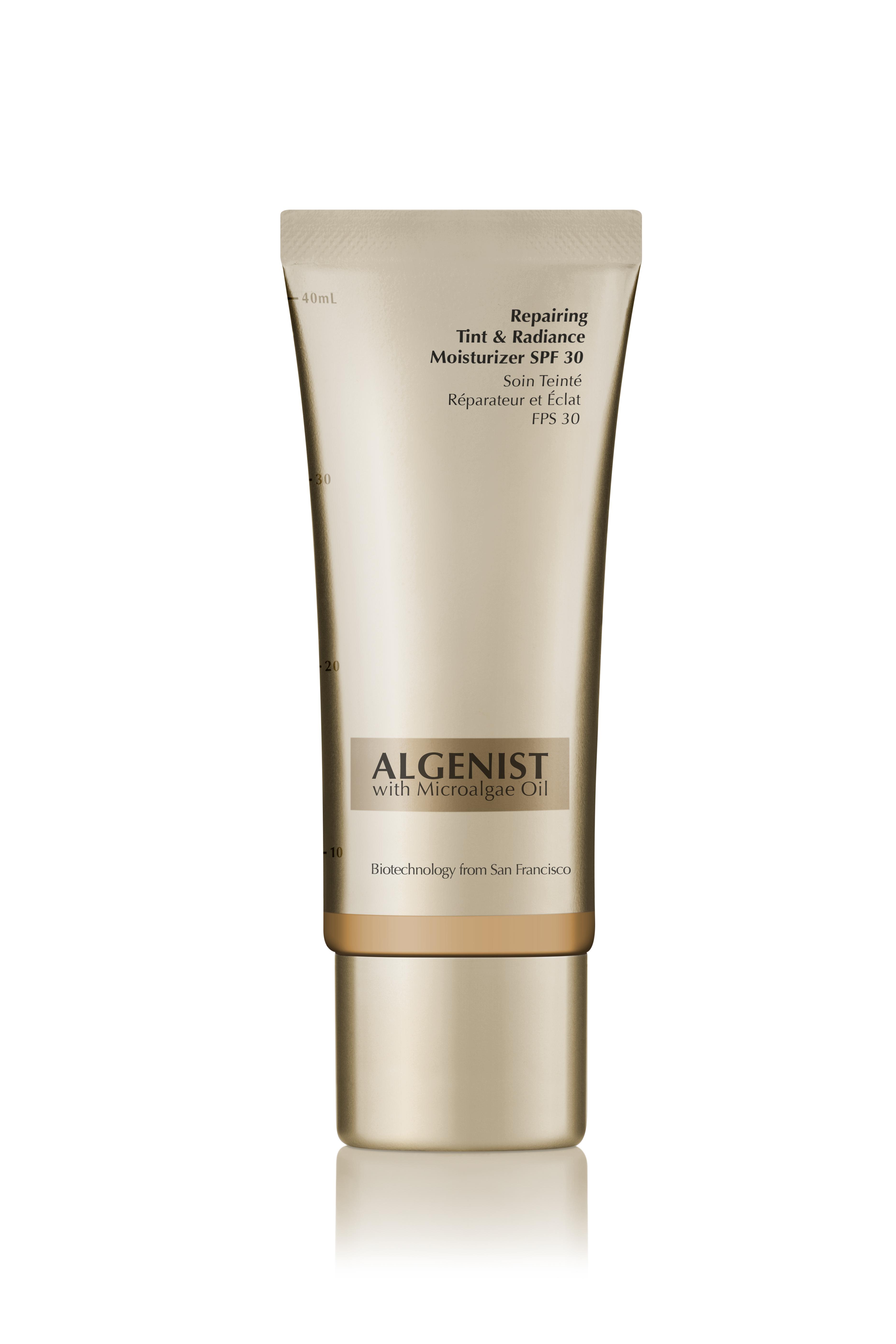 Algenist Tint & Radiance Moisturizer, 40 ml, tan